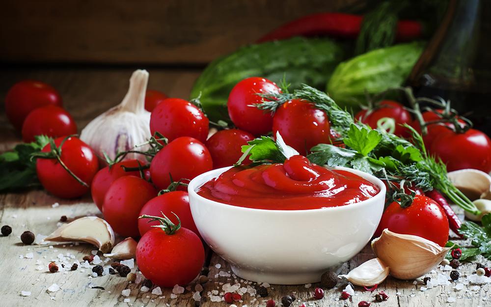 ketchup tropical