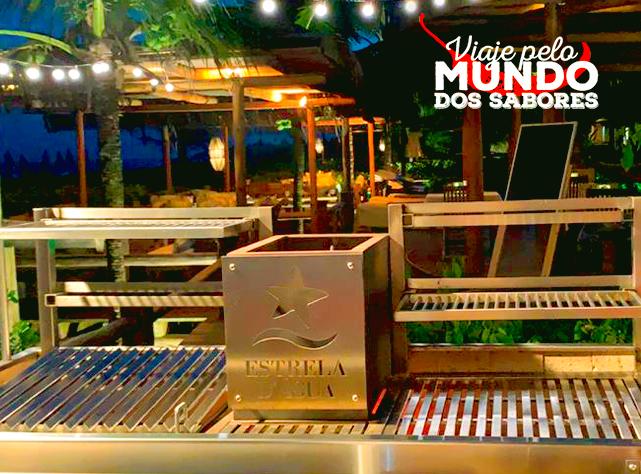Primeiro restaurante noturno em Trancoso/BA tem o sabor de Mendez