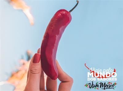 A influência da pimenta na culinária mexicana
