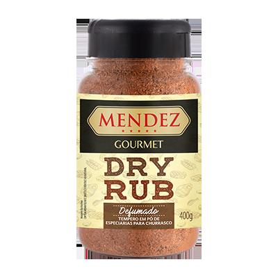 Dry Rub Defumado Mendez 400g