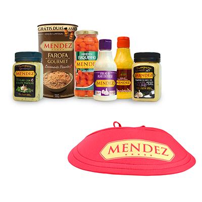 Kit Empoderada Mendez