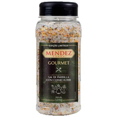 Sal de Parrilla Gourmet Chimichurri Mendez 1,01kg
