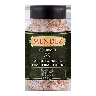 Sal de Parrilla Gourmet Chimichurri Mendez 600g